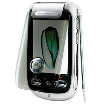 Смартфон Motorola A1200 на ОС Linux