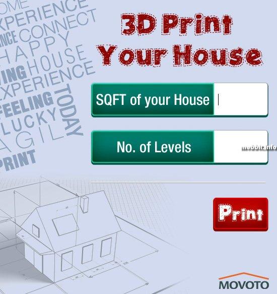 Сколько стоит ваш дом, напечатанный на 3D-принтере?