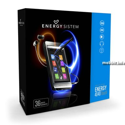 Energy 4040 Touch