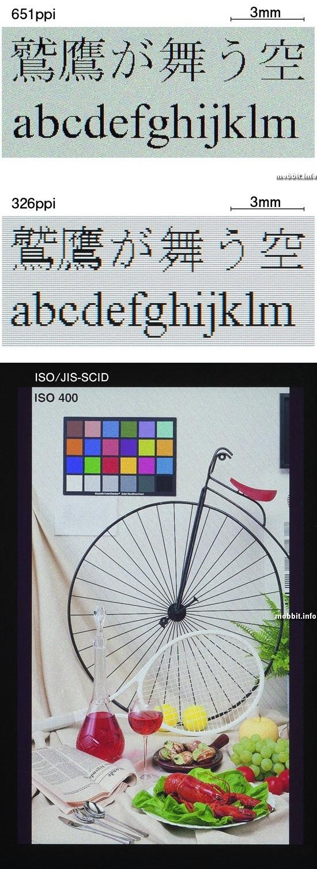 ЖК-дисплей с рекордной плотностью пикселей 651 ppi