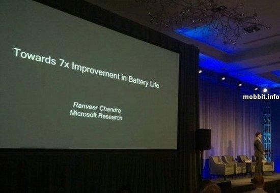 Двойной аккумулятор для гаджетов от Microsoft Research