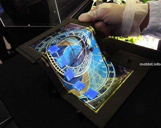 Создана самая большая в мире OLED-панель с разрешением 8K