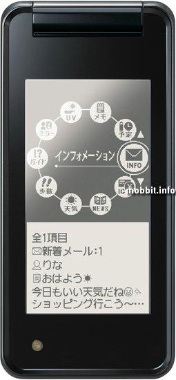 Телефон-мечта от Sharp