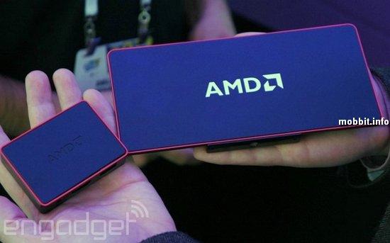 Нанодесктоп для конечных потребителей от AMD