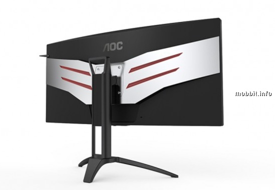 AOC AG352UCG6 Black Edition