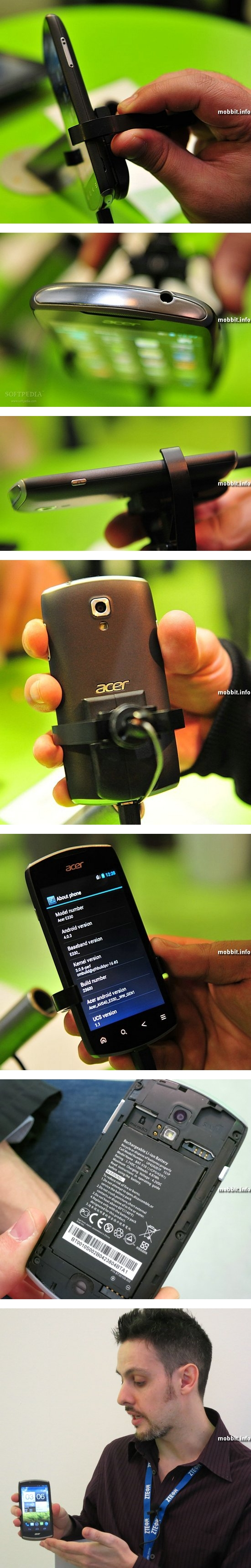 Acer Liquid Glow