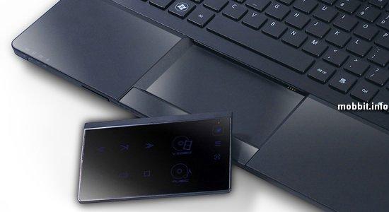 Acer Aspire Ethos со съемными трекпадами