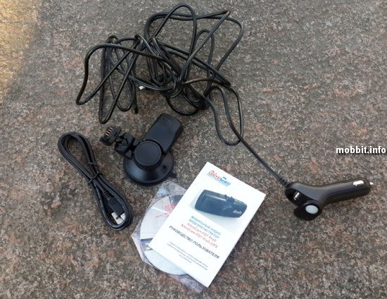 AdvoCam-FD7 Profi-GPS