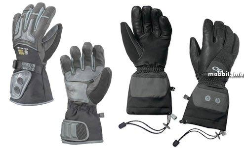 самонагревающиеся лыжные перчатки