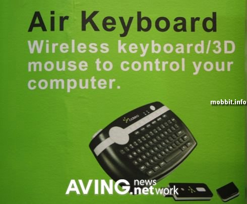 Air Keyboard