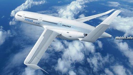 Самолет будущего от Airbus