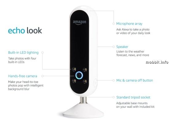 Amazon Echo Look