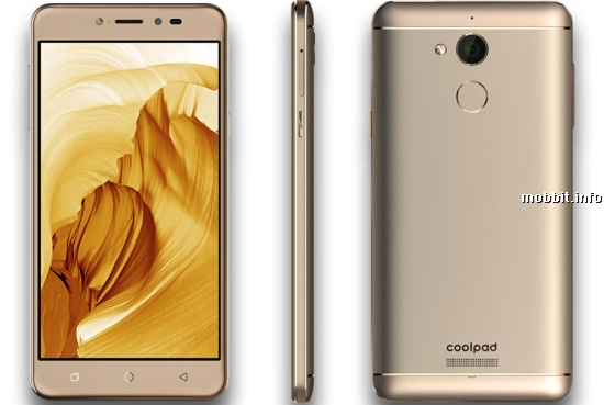 Coolpad Note 5 Nougat