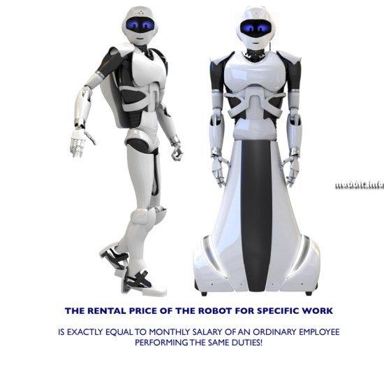 Роботы-андроиды