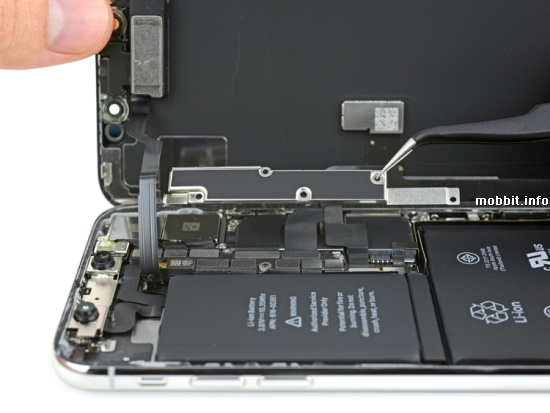 Apple iPhone X iFixit