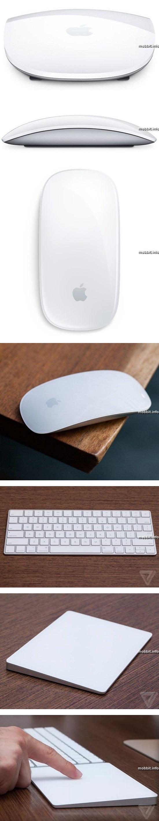 Новая периферия Apple