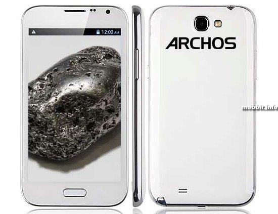 Новые смартфоны Archos