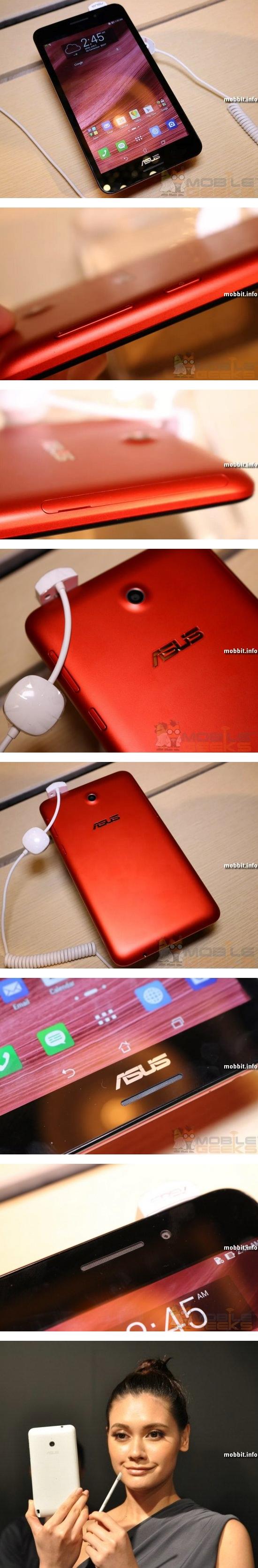 Asus Fonepad 7 и Fonepad 8