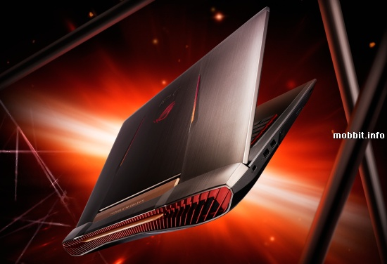 ROG Strix GL502VS и ROG G752VS