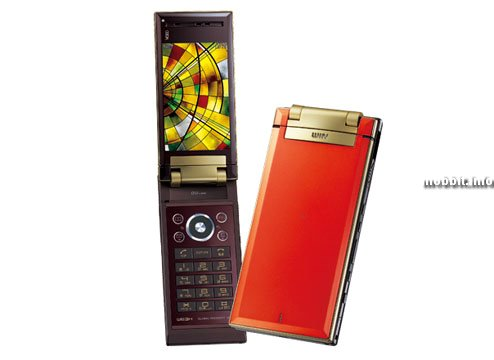 Новинки японских телефонов