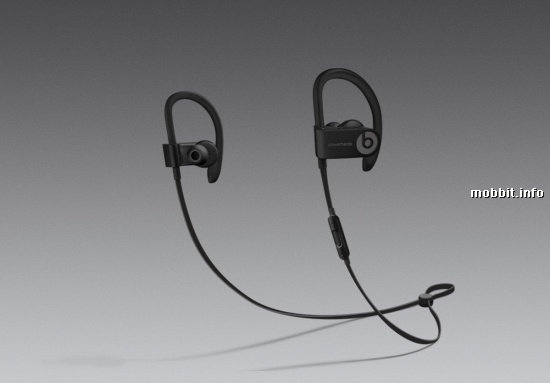 Solo3, Powerbeats 3 и BeatsX