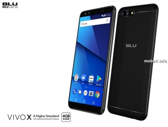 Blu Vivo X