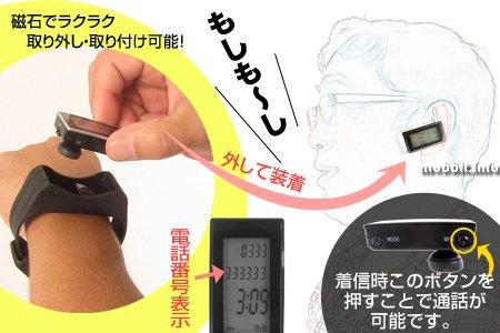 Наручные часы от Thanko