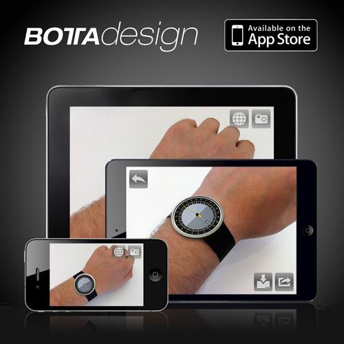 Приложение Botta-Design