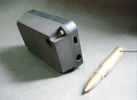 Пуленепробиваемый чехол для iPhone