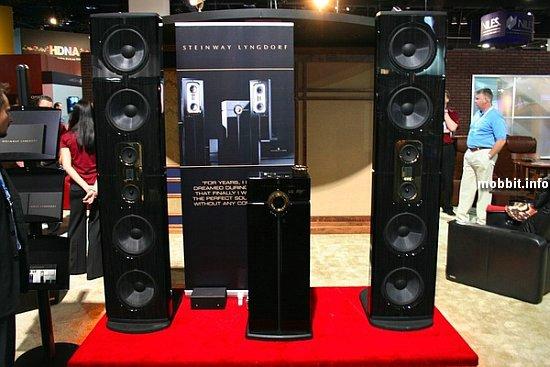 CEDIA speakers