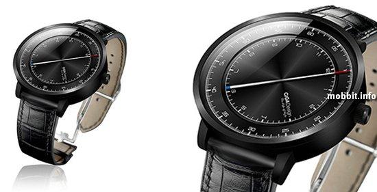 d5c8ce2d9cbfeb MOBBIT: Your Mobility / CIGA – часы с одной стрелкой и двумя ...