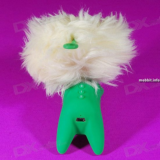 CJ7 Dog Doll MP3