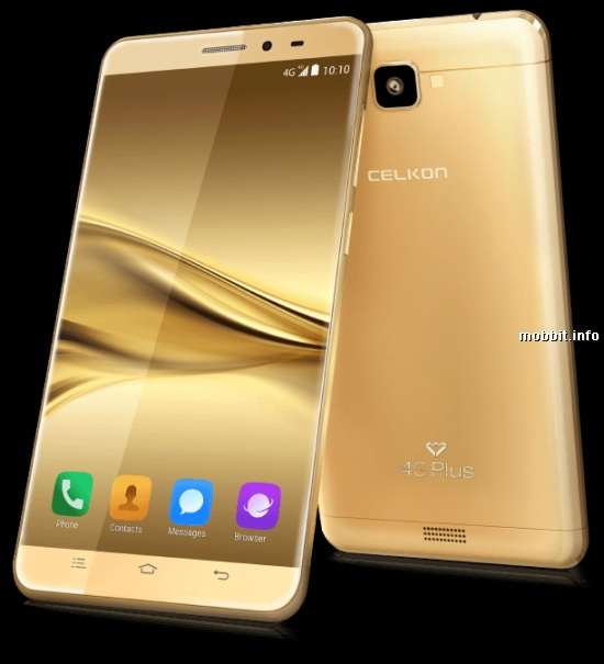 Celkon Diamond 4G Plus