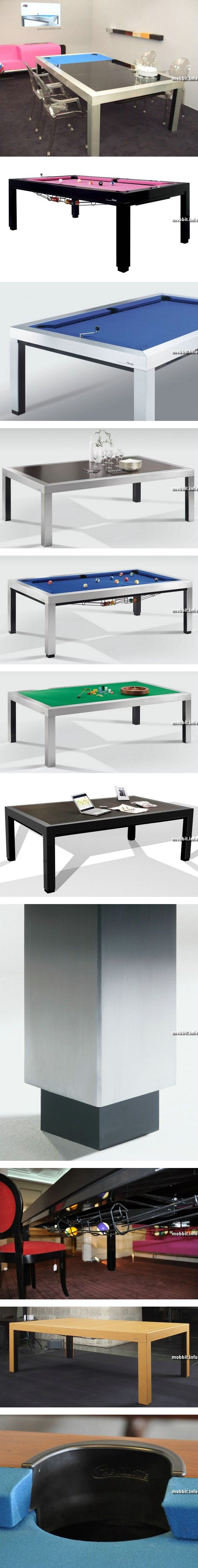 Chevillotte (Very) Pool Table