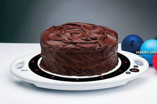 Musical Cake Tray