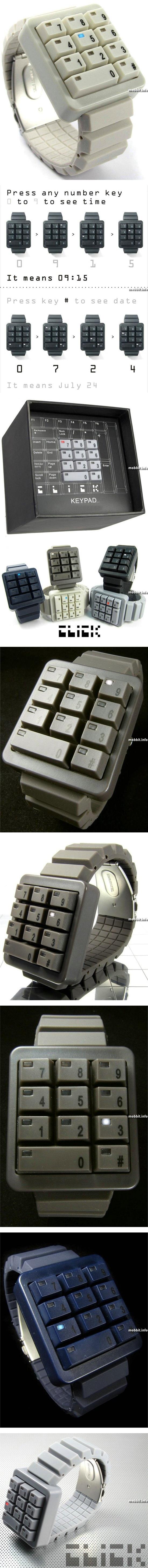 Click Keypad LED