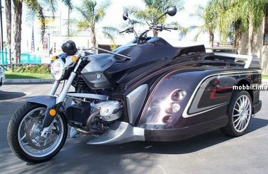 Conquest Motorcycle