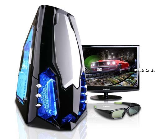 CyberPower Gamer Xtreme 3D