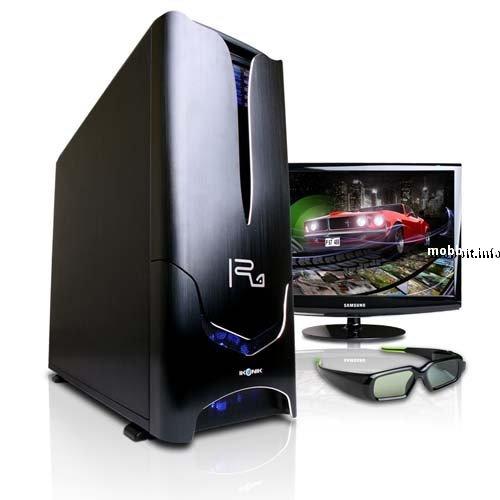 CyberPower Gamer Xtreme 3D