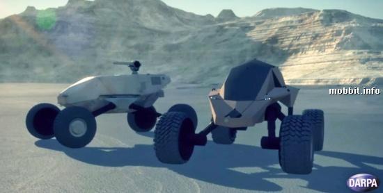 DARPA GXV-T