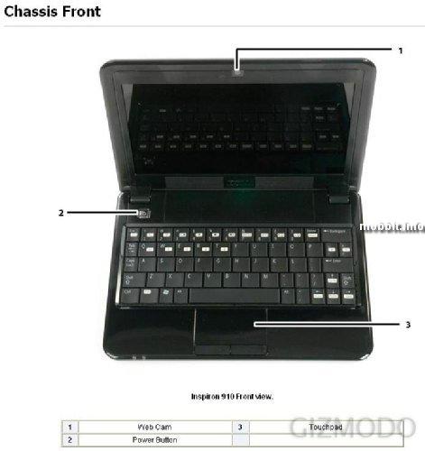 Dell Inspiron 910