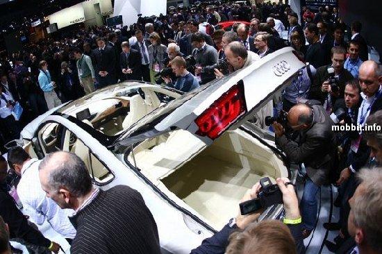 концепткары Detroit Auto Show 2009