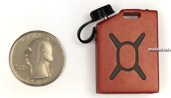 Самое маленькое зарядное устройство в мире