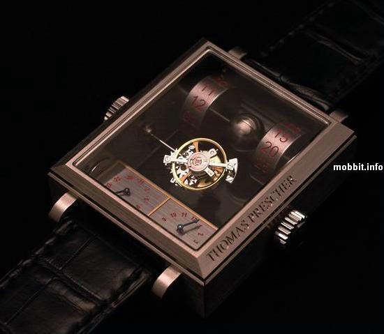 Часы Томаса Прешера