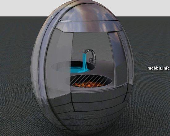 мобильная кухня EGGo