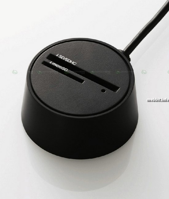 Картридеры Elecom