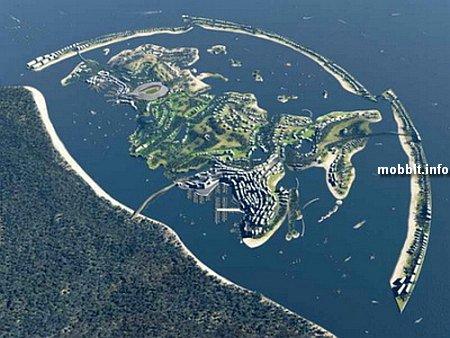 Острова Федерация