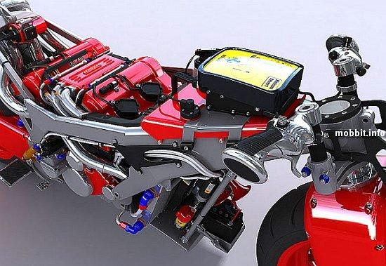 Ferrari V4