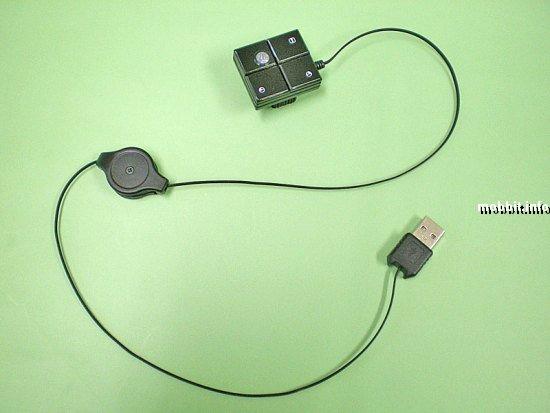 Миниатюрный USB-трэкбол