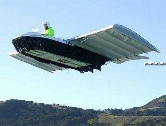 Летучий корабль
